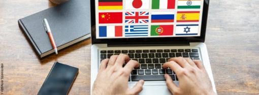 Übersetzungssoftware Test und wo Menschen der Technik immernoch vorraus sind
