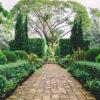 Verschiedene Geräte für Landschaftsbau und Gartenbau im Überblick