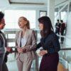 Arten der Kommunikationspolitik innerhalb von Unternehmen im Vergleich